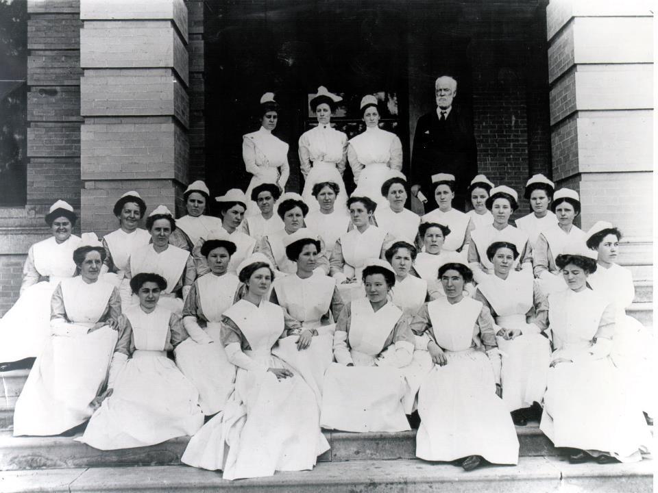 profession of a nurse